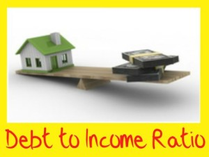 Debt to Income Ratio is the single biggest factor after down payment and note rate